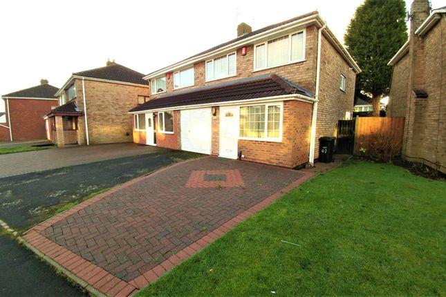 Thumbnail Semi-detached house to rent in Spring Parklands, Dudley