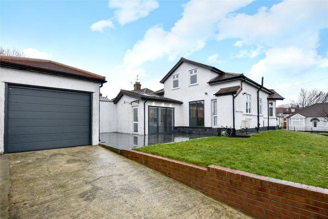 Thumbnail Detached bungalow for sale in Hillview Road, Chislehurst