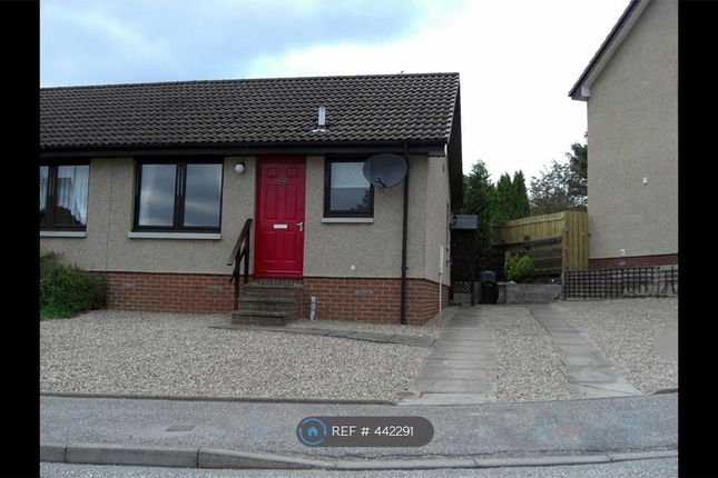 Thumbnail Semi-detached house to rent in Bellwood Drive, Aboyne AB345Qg