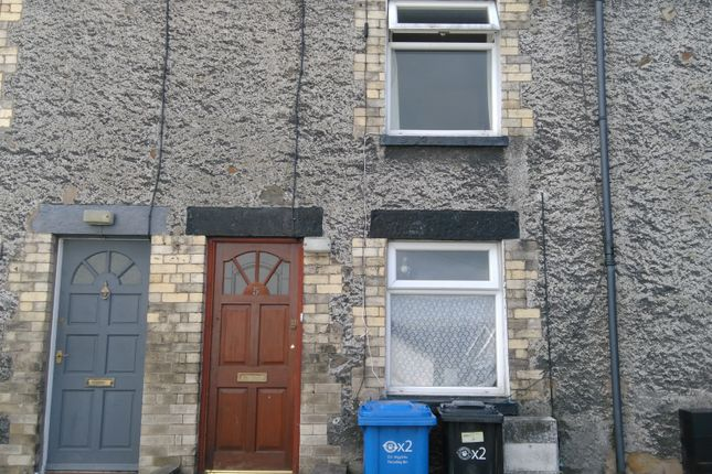 Thumbnail Terraced house to rent in Frondeg Terrace, Corwen