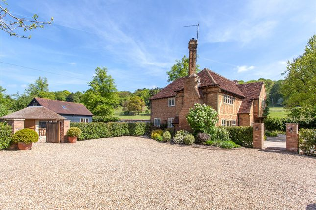 Thumbnail Detached house for sale in Fairmile, Henley-On-Thames, Oxfordshire