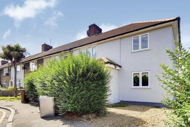 Thumbnail End terrace house to rent in Rugby Road, Dagenham