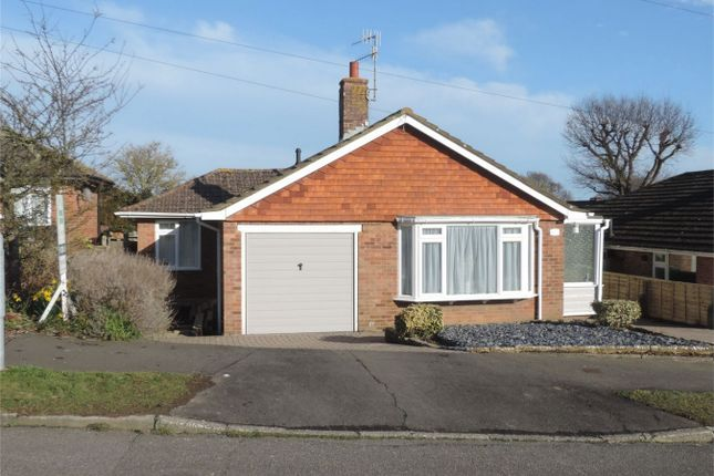 Thumbnail Detached bungalow for sale in Millham Close, Bexhill On Sea, East Sussex