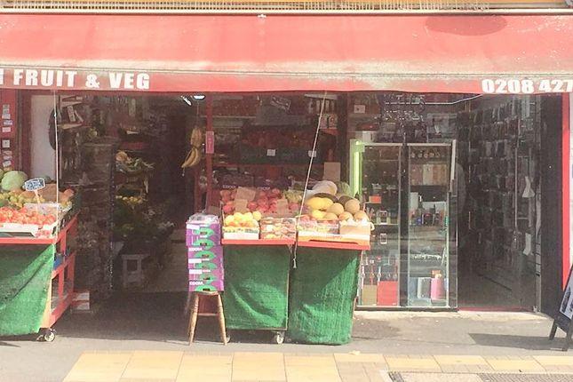 Thumbnail Retail premises for sale in Harrow Wealdstone, Harrow