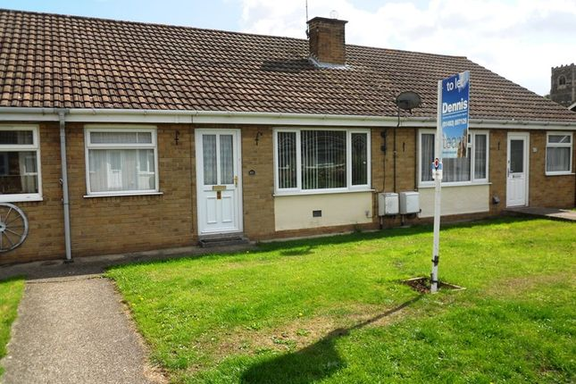 Thumbnail Terraced bungalow to rent in Glebelands, Burton Pidsea, Hull