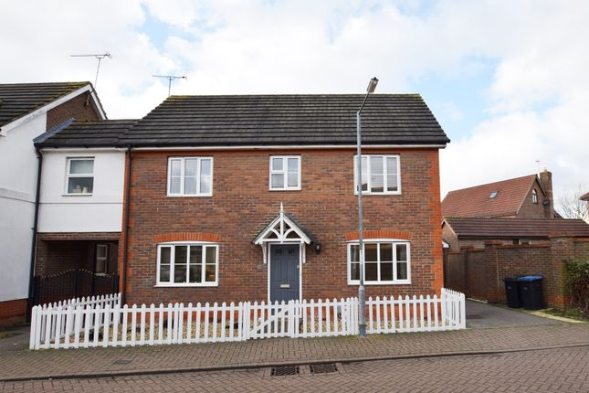 Thumbnail Link-detached house for sale in Whieldon Grange, Church Langley, Harlow