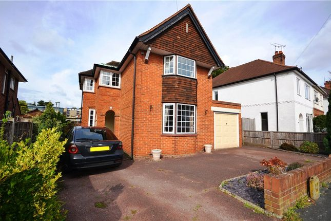 Thumbnail Detached house for sale in Edward Avenue, Camberley, Surrey