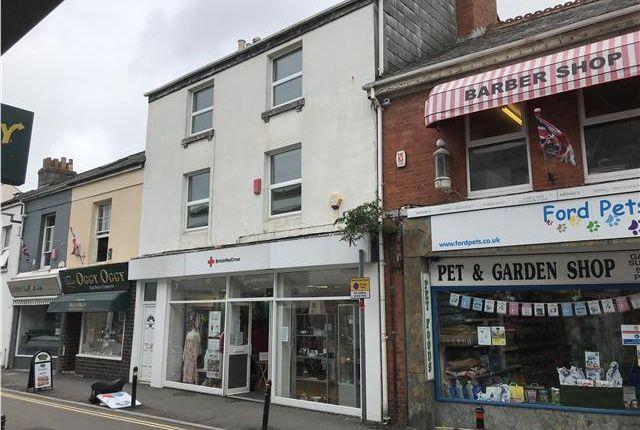 Thumbnail Retail premises for sale in 57, Ridgeway, Plympton, Devon