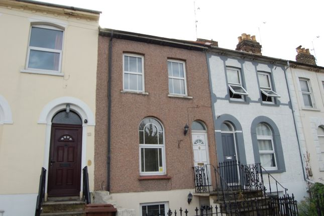 Thumbnail Terraced house to rent in Paget Street, Gillingham