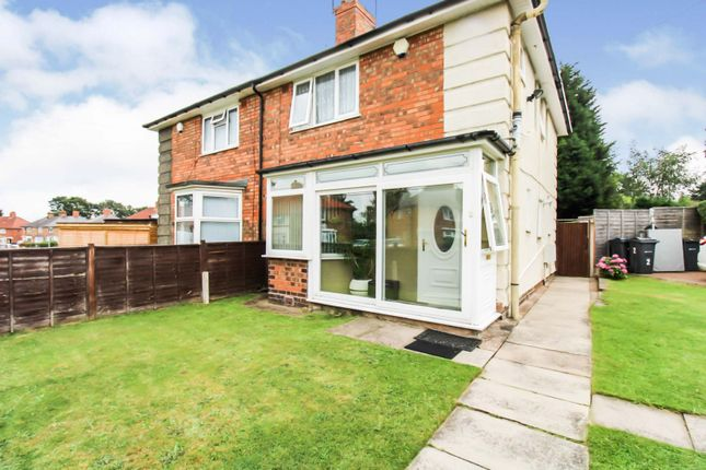 3 bed semi-detached house for sale in Pendleton Grove, Birmingham B27