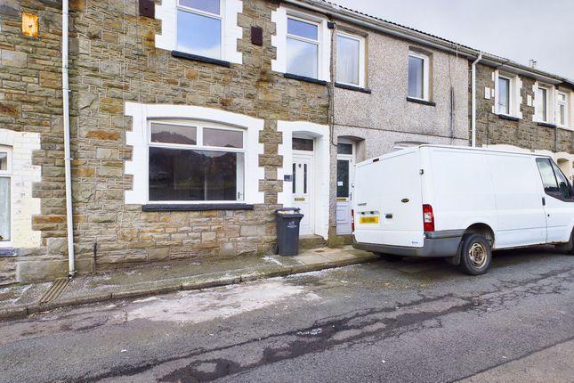 Thumbnail Terraced house to rent in Preston Street, Abertillery