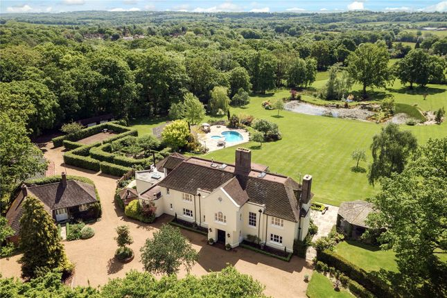 6 bedroom detached house for sale in Slaugham, West Sussex