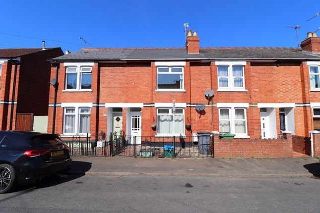 2 bed terraced house to rent in Rosebery Avenue, Linden, Gloucester GL1