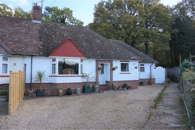 Thumbnail Bungalow for sale in Weir Road, Hartley Wintney