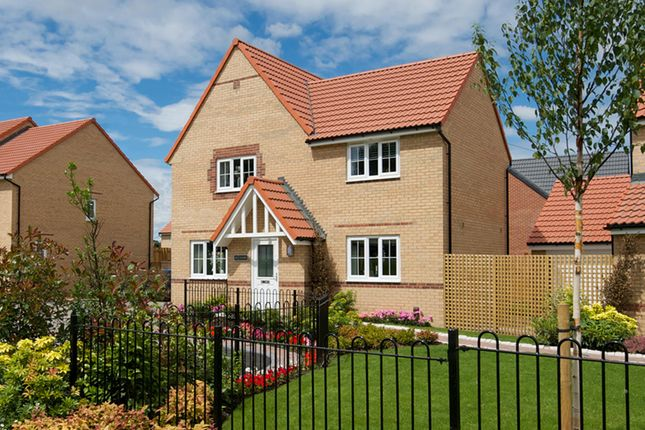 "Thumbnail Detached house for sale in ""Lincoln"" at Bruntcliffe Road, Morley, Leeds"