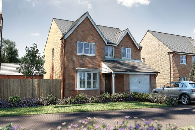 """Thumbnail Detached house for sale in """"The Hemsby"""" at Witney Road, Kingston Bagpuize, Abingdon"""