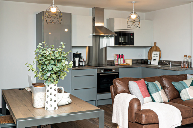 Flat for sale in The Waldrons, Croydon, London