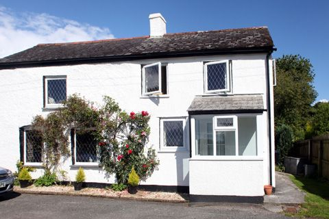 Thumbnail Flat to rent in Harrowbarrow, Nr Callington