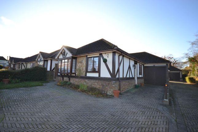Thumbnail Detached bungalow for sale in Bridge Cottages, Sladburys Lane, Clacton-On-Sea