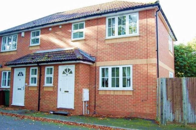 Thumbnail Semi-detached house to rent in Holt Close, Elstree, Borehamwood