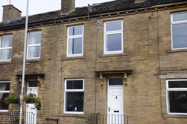 Thumbnail End terrace house to rent in Main Street, Wilsden, Bradford