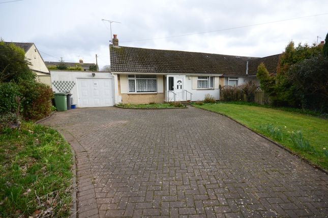 Thumbnail Bungalow for sale in Old Gloucester Road, Hambrook