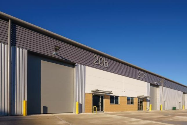 Thumbnail Industrial for sale in Unit, Unit 20B, c & d, Access 18, Kings Weston Lane, Avonmouth