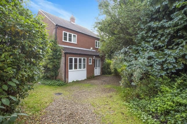 Thumbnail Detached house for sale in Briston, Melton Constable, Norfolk
