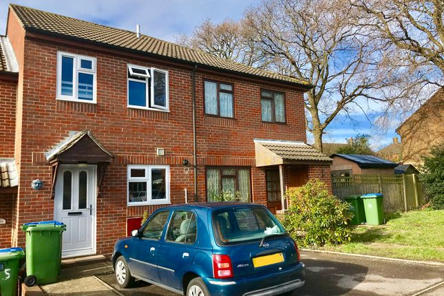 Thumbnail Terraced house to rent in Dempsey Close, Southampton