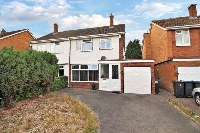 Thumbnail Semi-detached house for sale in Marlpit Lane, Sutton Coldfield