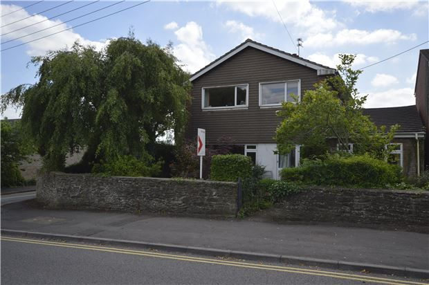 Thumbnail Detached house for sale in Down Road, Winterbourne Down, Bristol