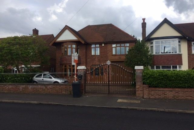 Thumbnail Detached house to rent in Thorpe Park Road, Peterborough