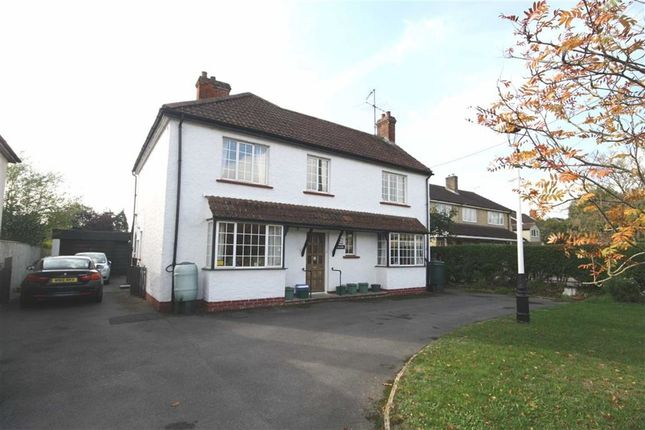 Thumbnail Detached house for sale in Bristol Road, Chippenham, Wiltshire