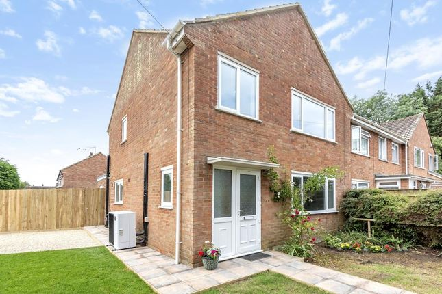 Thumbnail End terrace house to rent in Appleton, Oxfordshire