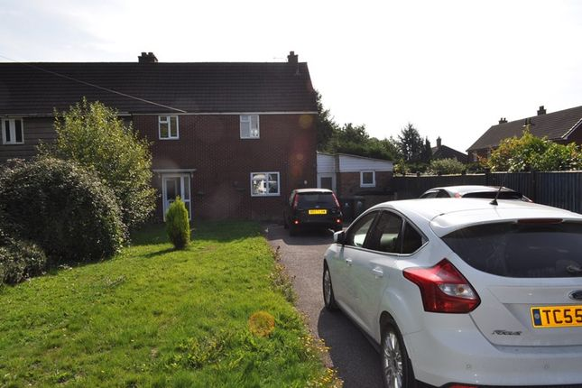 Thumbnail Semi-detached house to rent in Manor Road, Lydney