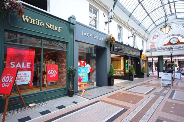 Thumbnail Retail premises to let in Unit 20 The Arcade, Old Christchurch Road, Bournemouth