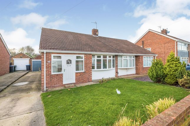 2 bed semi-detached bungalow for sale in Virginia Gardens, Middlesbrough TS5