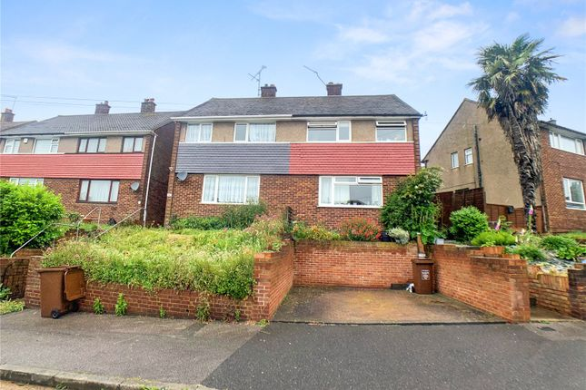 Thumbnail Semi-detached house to rent in Ravenswood Avenue, Rochester