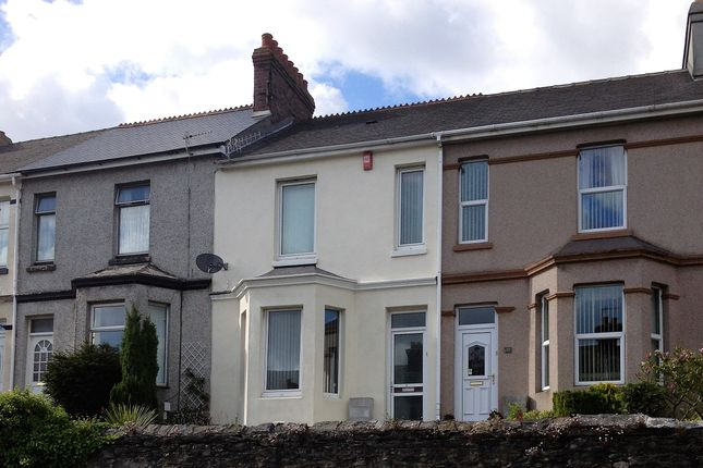 Thumbnail Terraced house for sale in Old Laira Road, Plymouth