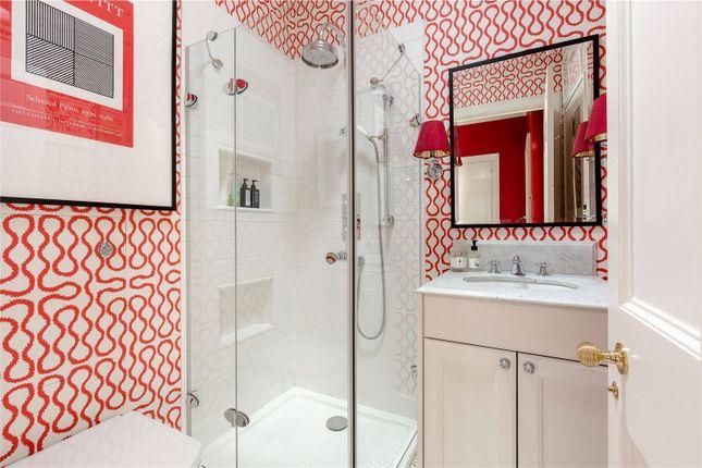 Shower Room of 44/3 Cumberland Street, New Town, Edinburgh EH3
