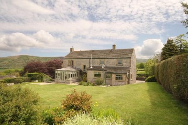 Thumbnail Detached house for sale in Smalldale, Bradwell, Hope Valley, Derbyshire