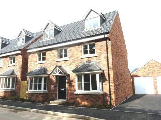 Thumbnail Detached house to rent in Green Lane, Red Lodge