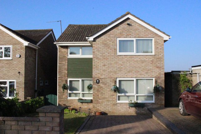 Thumbnail Detached house for sale in Carmarthen Close, Boverton, Llantwit Major