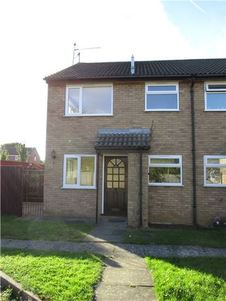 Thumbnail Semi-detached house to rent in First Avenue, Grantham