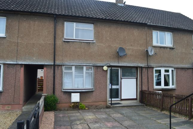 Thumbnail Terraced house to rent in Mayflower Street, Townhill, Fife