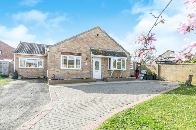 Thumbnail Detached bungalow for sale in Frobisher Road, Dovercourt, Harwich