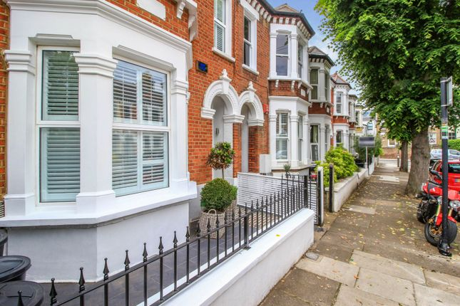 5 bed terraced house for sale in Keildon Road, London SW11