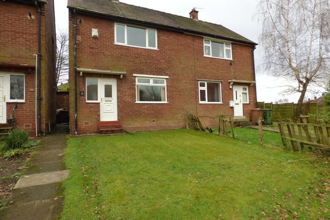 Thumbnail Semi-detached house to rent in Danwood Close, Denton, Manchester