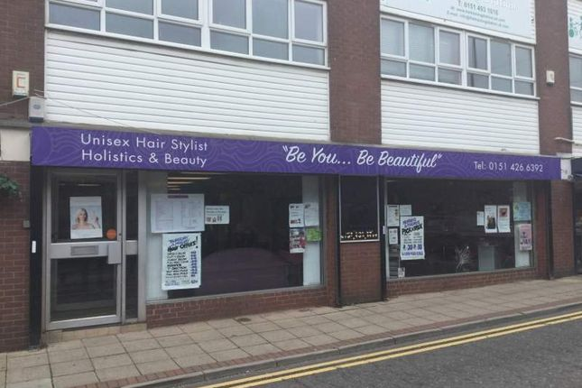 Thumbnail Retail premises for sale in Eccleston Street, Prescot