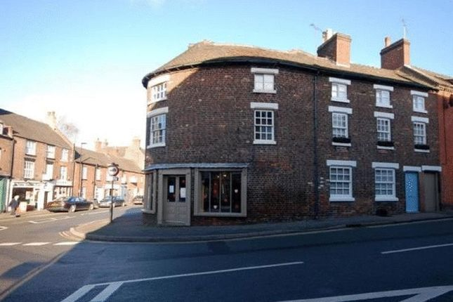 Thumbnail Flat for sale in High Street, Tutbury, Burton-On-Trent